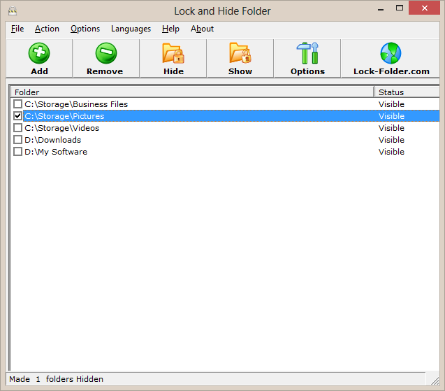 folder lock for pc torrent download